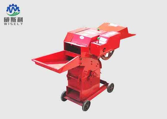 China Multifunctional Cow Food Cutting Machine / Gasoline Powered Hay Chafing Machine supplier