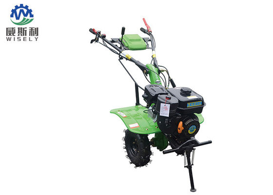 China Durable Mini Gas Powered Cultivator Tillers , 3 Point Rotary Mower Labour Saving supplier