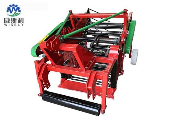 Automatic Agriculture Farm Machinery Single Row Small Peanut Harvester