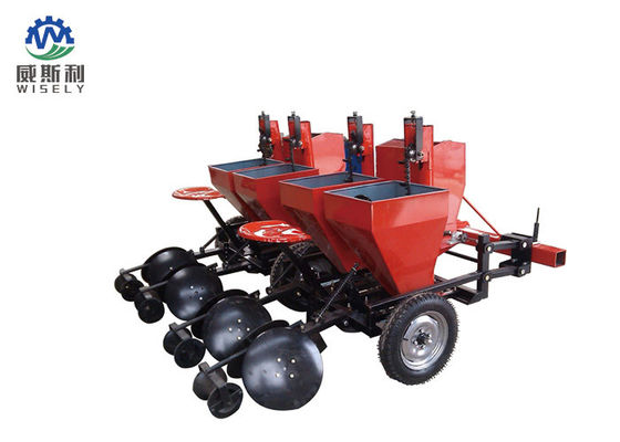 High Performance Mini Agriculture Planting Machine For Potato Four Row