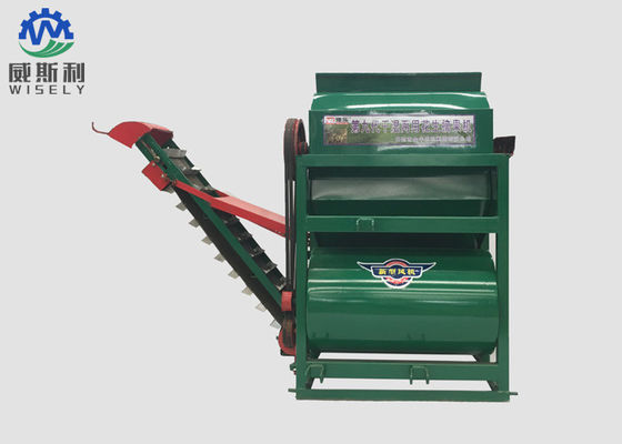 Compact Structure Peanut Picking Machine High Cleanliness Easy To Operate