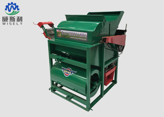 Dry And Wet Peanut Picking Machine / Peanut Cleaning Machine High Efficient